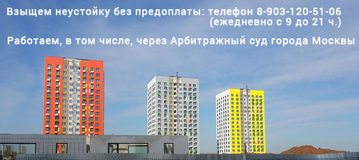 Обзор ЖК Бунинские луга ПИК с точки зрения нарушения сроков строительства, гарантийного ремонта и качества передаваемых квартир с целью взыскания неустойки и других штрафных санкций